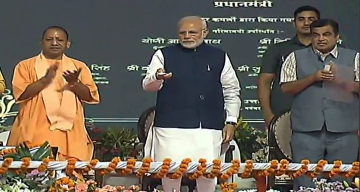 Modi in Varanasi: प्रधानमंत्री ने वाराणसी को दी 2413 करोड़ की सौगात, रिंग रोड फेज-1 और वॉटरवे टर्मिनल शुरु