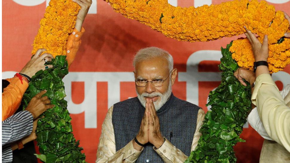 'प्रचंड जीत' के बाद 28 मई को वाराणसी जाएंगे पीएम मोदी, अगले दिन अहमदाबाद में मां से मिलेंगे- सूत्र