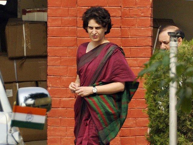 प्रियंका गांधी आज करेंगी सोनभद्र का दौरा, जमीन विवाद के पीड़ित परिवारों से करेंगी मुलाकात