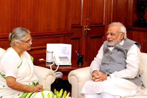 पूर्व CM शीला दीक्षित के निधन पर राष्ट्रपति,PM सहित इन नेताओं ने जताया दुख