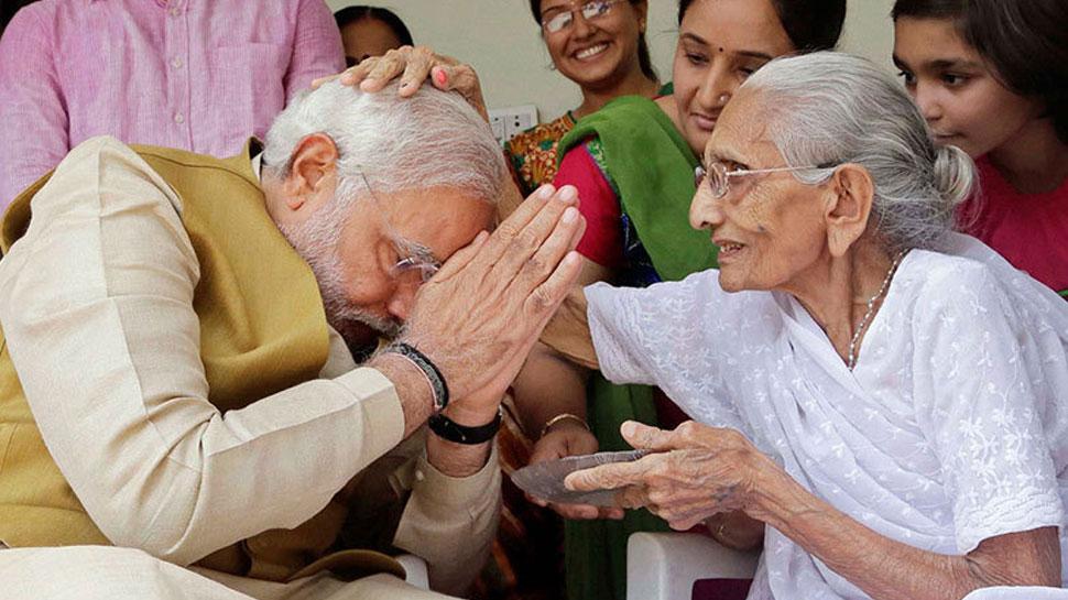 अपने जन्मदिन पर गुजरात जाएंगे पीएम नरेंद्र मोदी, मां का लेंगे आशीर्वाद