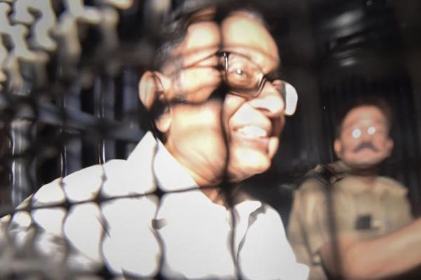INX MEDIA CASE: पूर्व केन्द्रीय मंत्री चिदंबरम तिहाड़ जेल के विचाराधीन कैदी नंबर 1449 बने