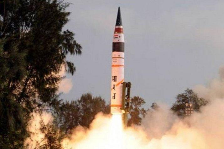 भारत ने पृथ्वी-टू मिसाइल का सफल परीक्षण किया, 300 किमी की दूरी तक मार करने में सक्षम