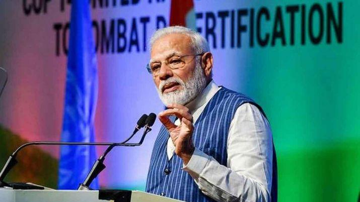 PM मोदी ने CMS COP13 में कहा, पर्यावरण को नुकसान पहुंचाए बगैर सुनिश्चित करेंगे विकास