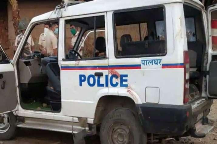 पालघर मॉब लिंचिंग: महाराष्ट्र के DGP को NHRC का नोटिस, 4 सप्ताह के भीतर मांगी रिपोर्ट