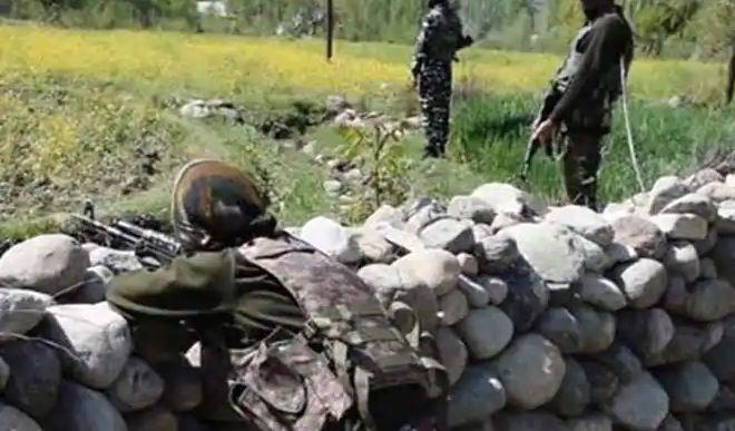 नियंत्रण रेखा पर पाकिस्तान की ओर से की गई गोलीबारी में सेना का जवान शहीद