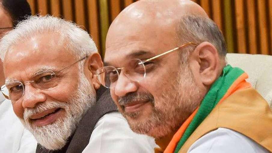 गृह मंत्री अमित शाह का जन्म दिन आज, पीएम मोदी और योगी समेत दिग्गजों ने दीं शुभकामनाएं