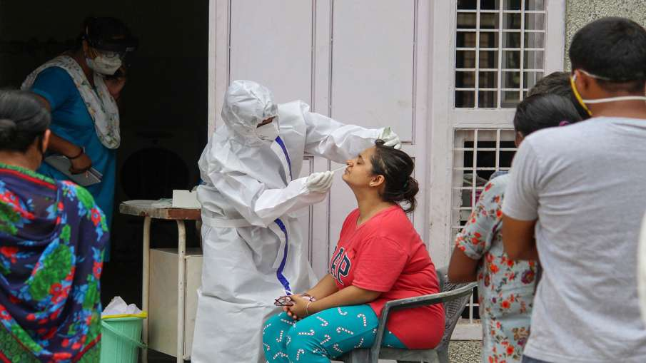 देश में कोरोना वायरस के 76.6 फीसदी एक्टिव केस 10 राज्यों और केंद्रशासित प्रदेशों में