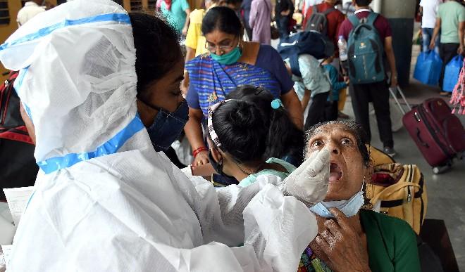 भारत में 24 घंटे के अंदर रिकॉर्ड हुए 26291 नए केस, एक दिन में 118 लोगों की मौत