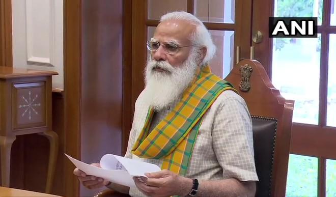 प्रधानमंत्री मोदी ने कोविड-19 की स्थिति पर चार राज्यों और दो उपराज्यपालों से की बात